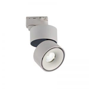 Track-Light-LED-Track-Light-Fixtures-White-Kitchen